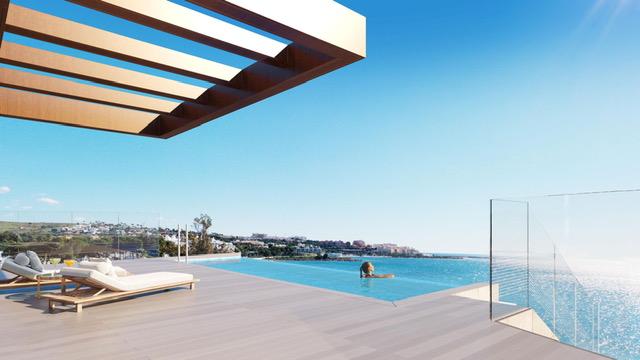 Apartamentos Exclusivos en Primera Línea de Playa