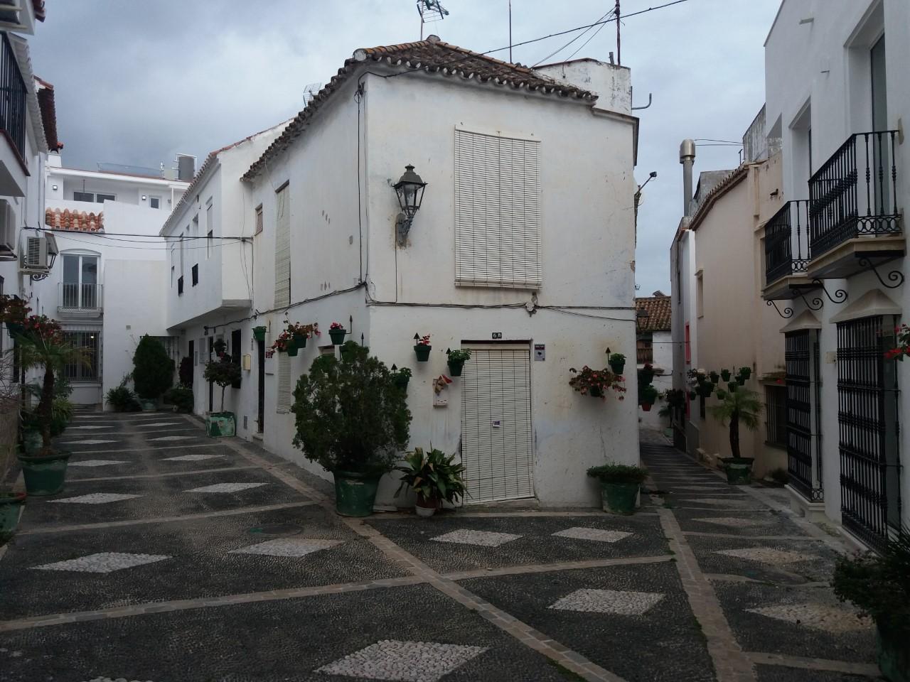 Vivienda en el casco antiguo de Estepona