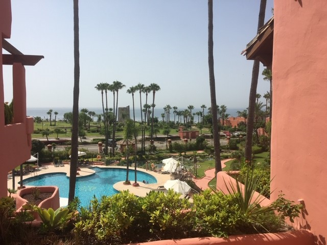 Beautiful duplex penthouse in the luxury Urbanization Cabo Bermejo